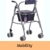 Range of Mobility Products